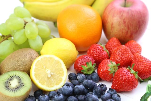 ビタミンいっぱいのフルーツ