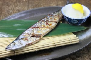 魚の皮まで食べてビタミンB2