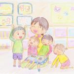 2次試験「造形・絵画」色鉛筆選びで絵の印象が変わる?